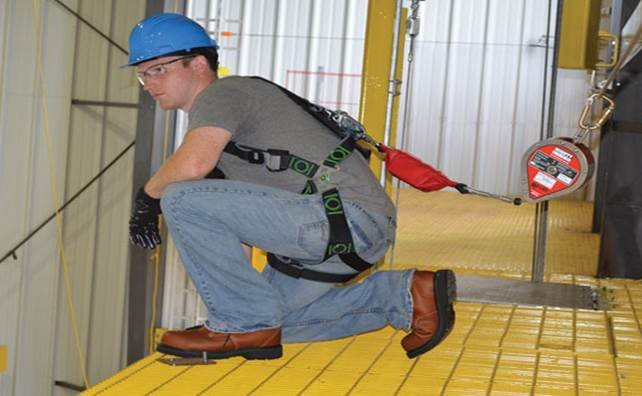 Personal Fall Arrest Equipment And Inspection Uva Ehs